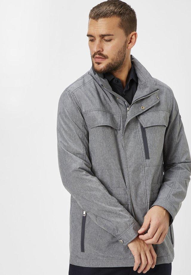 Outdoor jacket - smoke grey