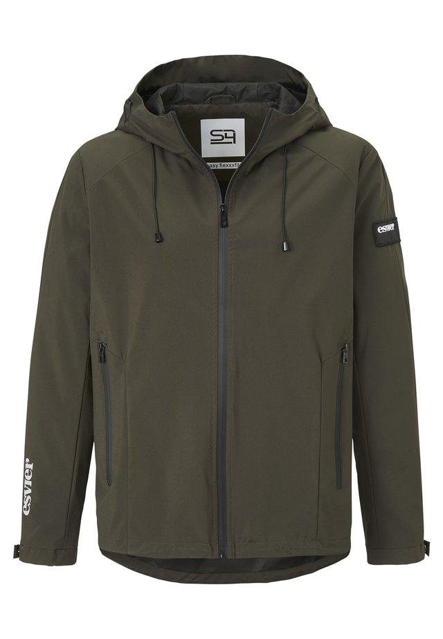 THOR - Summer jacket - olive
