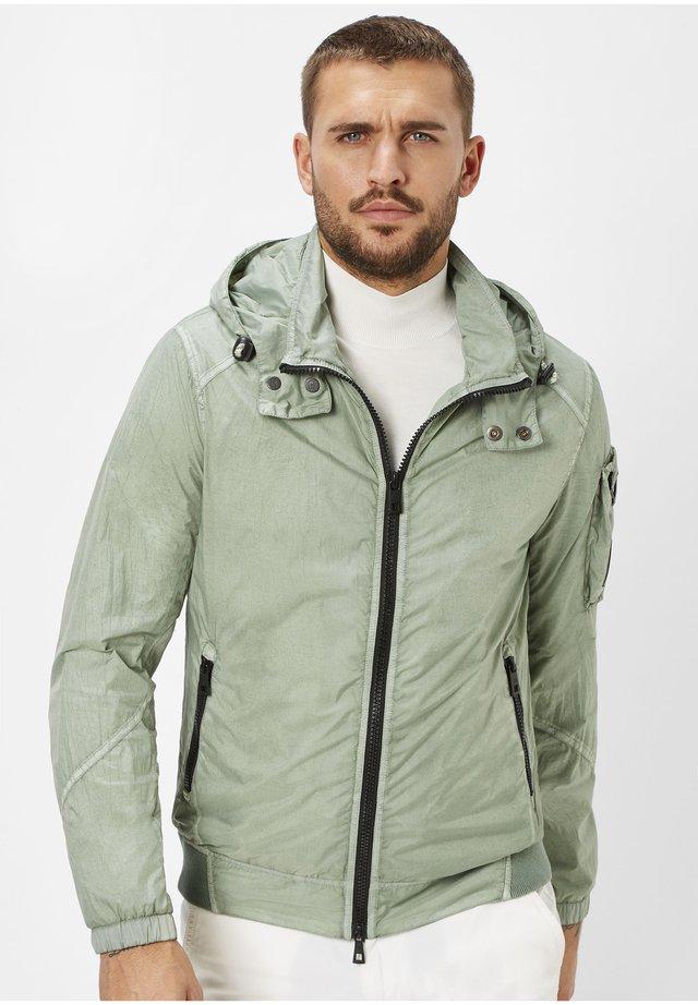 NEW YORK - Outdoor jacket - summer green