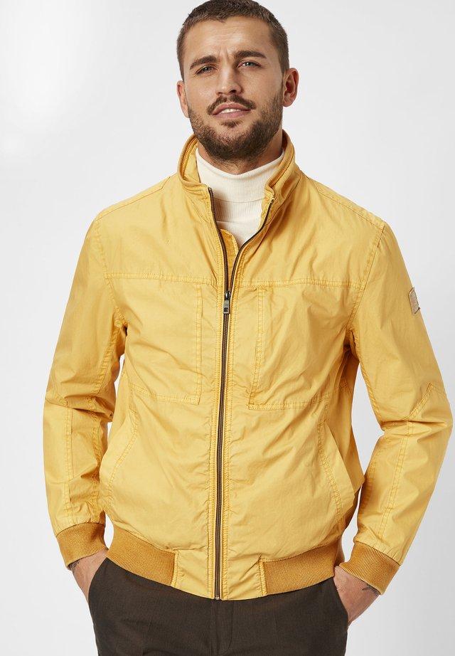 GOTLAND - Summer jacket - sunshine