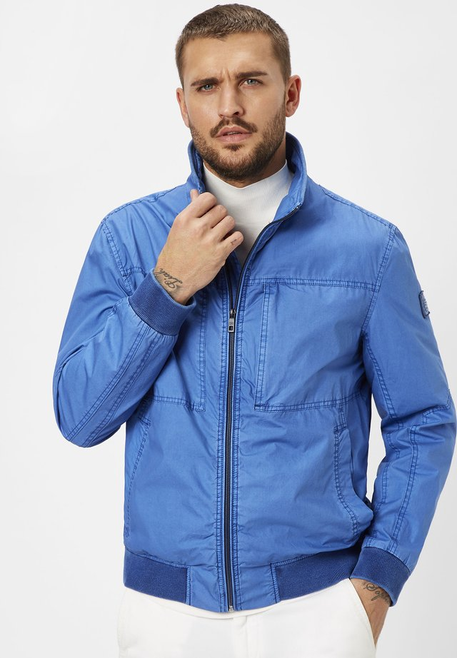 GOTLAND - Summer jacket - nautical blue