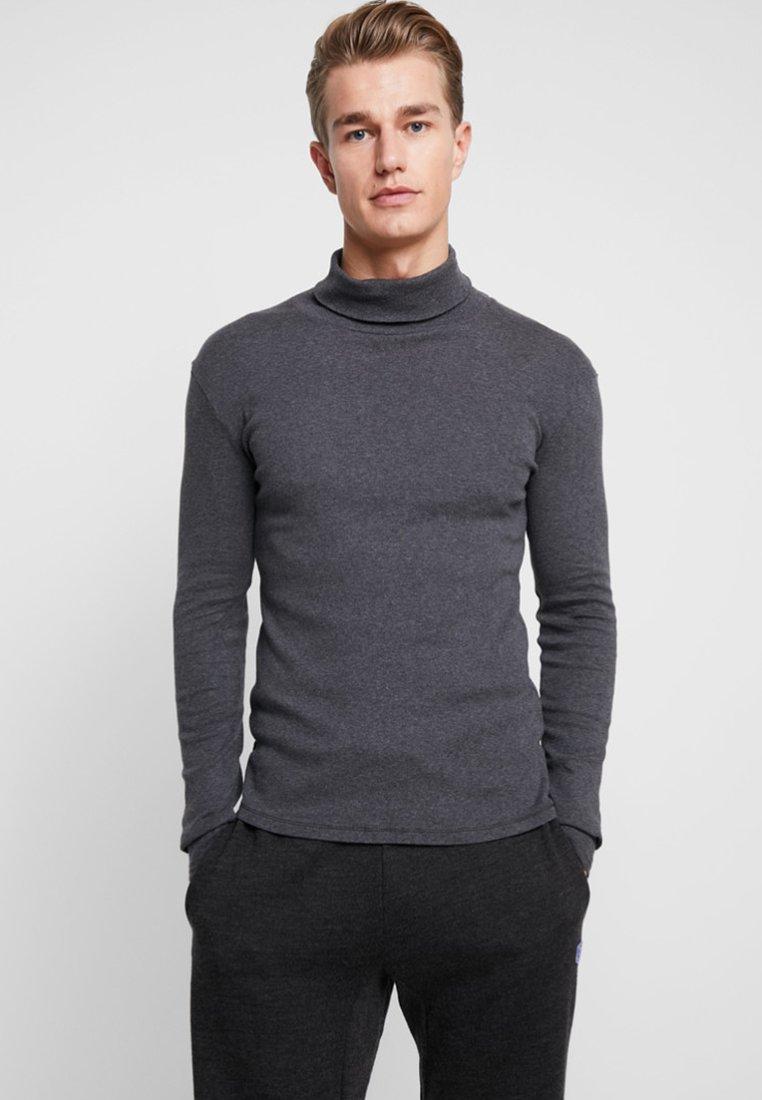 Schiesser Revival - Long sleeved top - grey