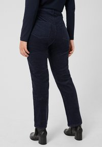 Triangle - Broek - navy - 2