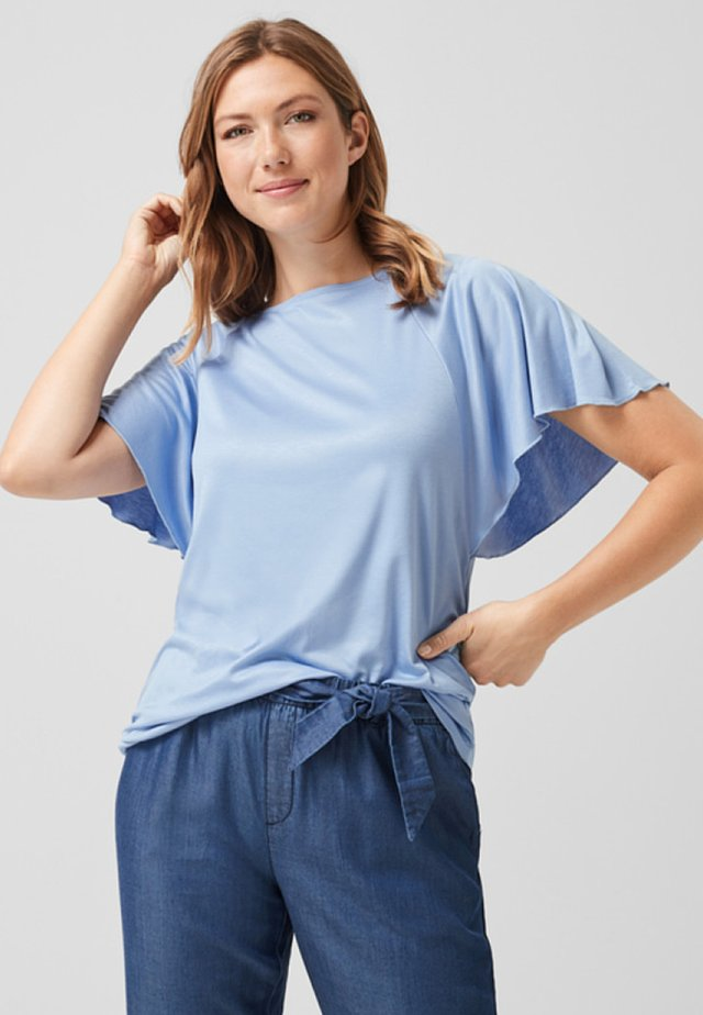 T-Shirt basic - sky blue