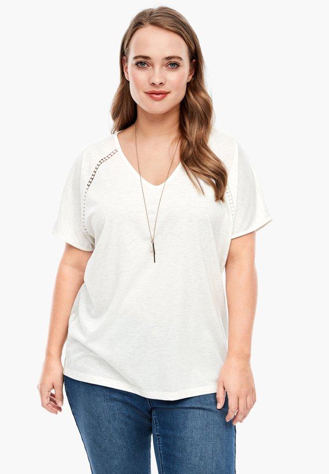 T-SHIRT - T-shirt print - offwhite