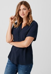 Triangle - Blouse - navy - 0