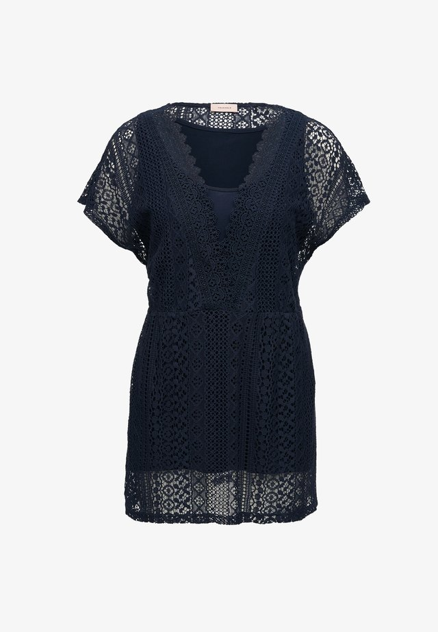 Blouse - navy