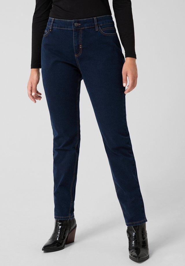 FANCY BOYFRIEND - Slim fit jeans - blue