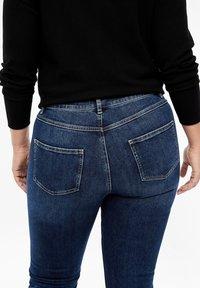 Triangle - Straight leg jeans - dark blue - 3