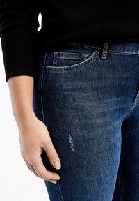 Triangle - Straight leg jeans - dark blue - 4