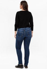 Triangle - Straight leg jeans - dark blue - 2