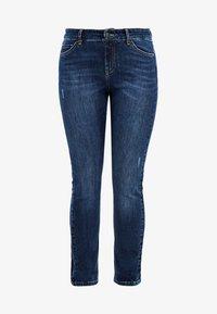 Triangle - Straight leg jeans - dark blue - 5