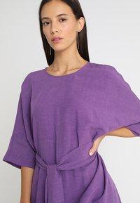 Stefanel - ABITO - Sukienka letnia - purple - 3