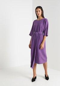 Stefanel - ABITO - Sukienka letnia - purple - 1