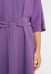 Stefanel - ABITO - Sukienka letnia - purple - 5