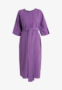 Stefanel - ABITO - Sukienka letnia - purple - 4