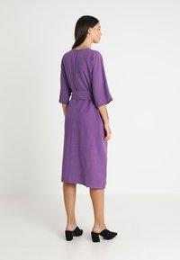 Stefanel - ABITO - Sukienka letnia - purple - 2
