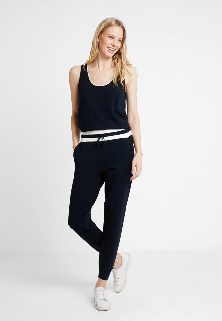 Stefanel - TUTA - Jumpsuit - base blue