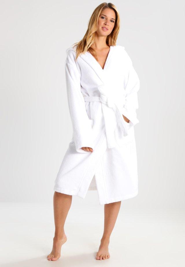 ESSENTIAL - Dressing gown - weiß