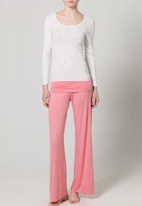 Schiesser - Pyjamashirt - white - 0