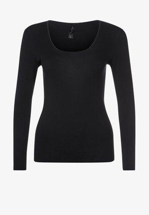 Camiseta de pijama - black