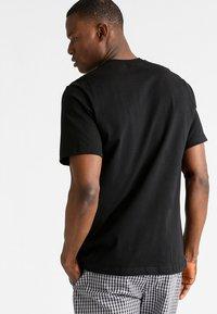 Schiesser - AMERICAN 2PACK - Camiseta interior -  black - 3