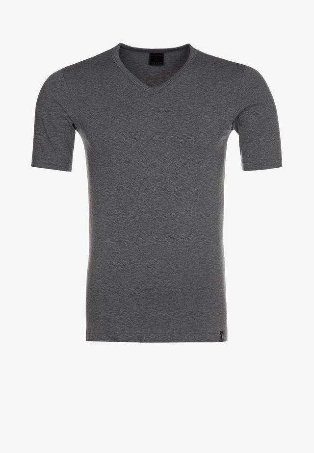 95/5 - Camiseta interior - grau meliert