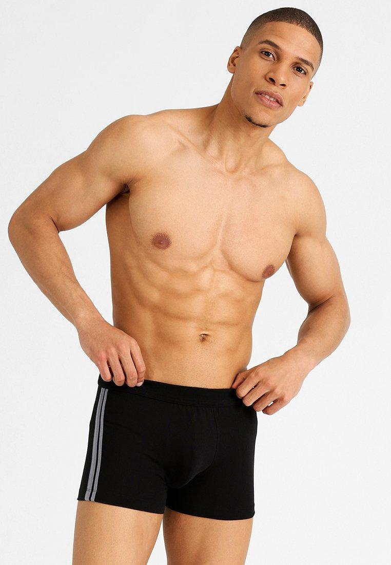 Schiesser - ESSENTIALS 2 PACK - Panties - black