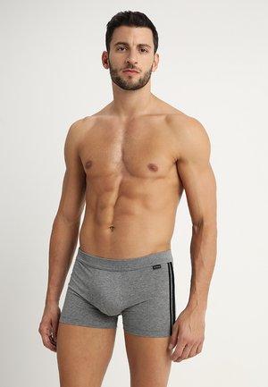 ESSENTIALS 2 PACK - Panties - mottled grey/black