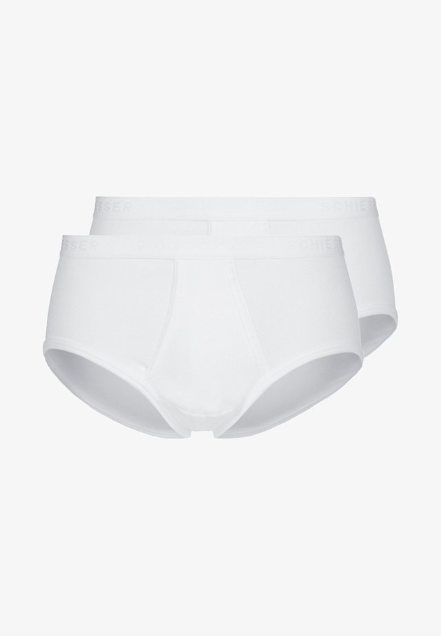 2 PACK - Briefs - weiß