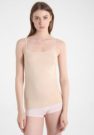 ESSENTIALS 2 PACK - Hemd - nude