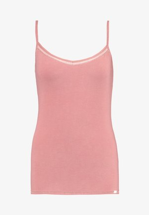PERSONAL FIT TOP - Maglietta intima - terracotta
