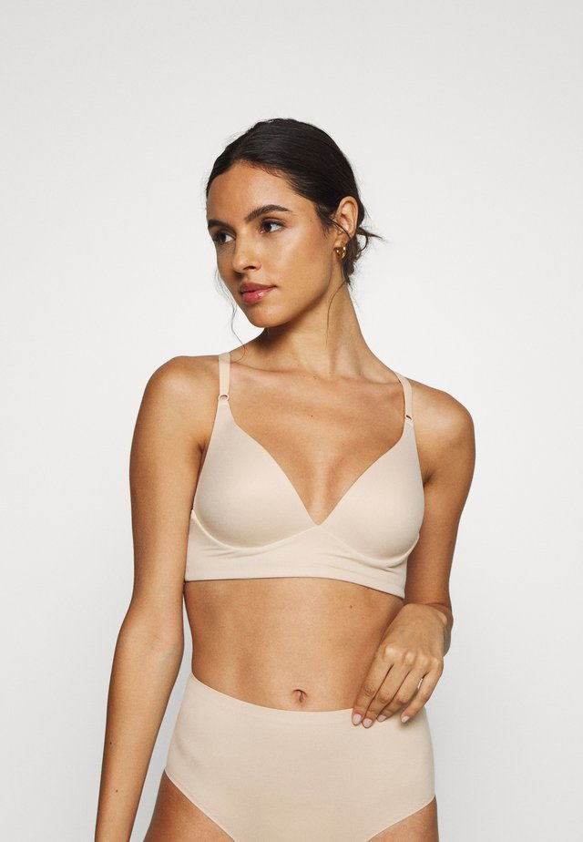 LOUNGE BRA - Soutien-gorge invisible - nude