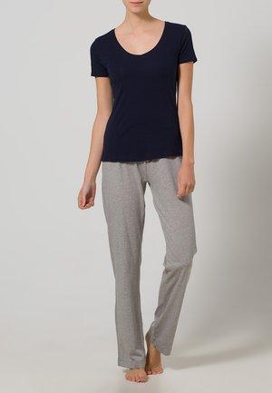 NATURSCHÖNHEIT - Unterhemd/-shirt - nachtblau