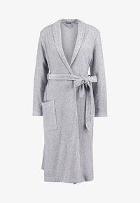 Schiesser - Dressing gown - grau melange - 4