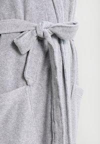 Schiesser - Dressing gown - grau melange - 3