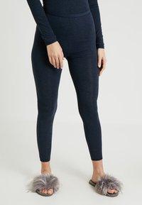 Schiesser - PERSONAL FIT LEGGINGS - Pyjamabroek - nachtblau - 0