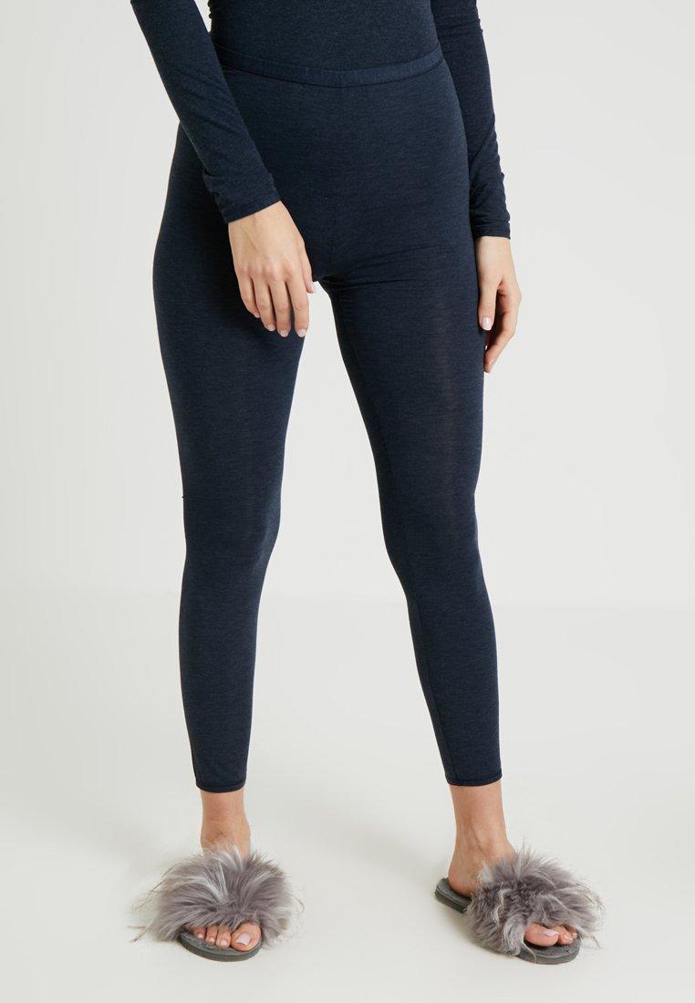 Schiesser - PERSONAL FIT LEGGINGS - Pyjamabroek - nachtblau