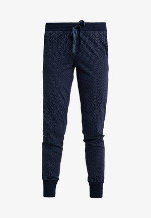 Pyjamasbyxor - nachtblau