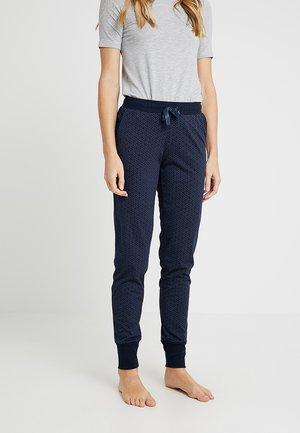Pantaloni del pigiama - nachtblau