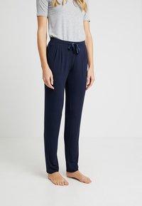 Schiesser - Pyjamasbukse - nachtblau - 0