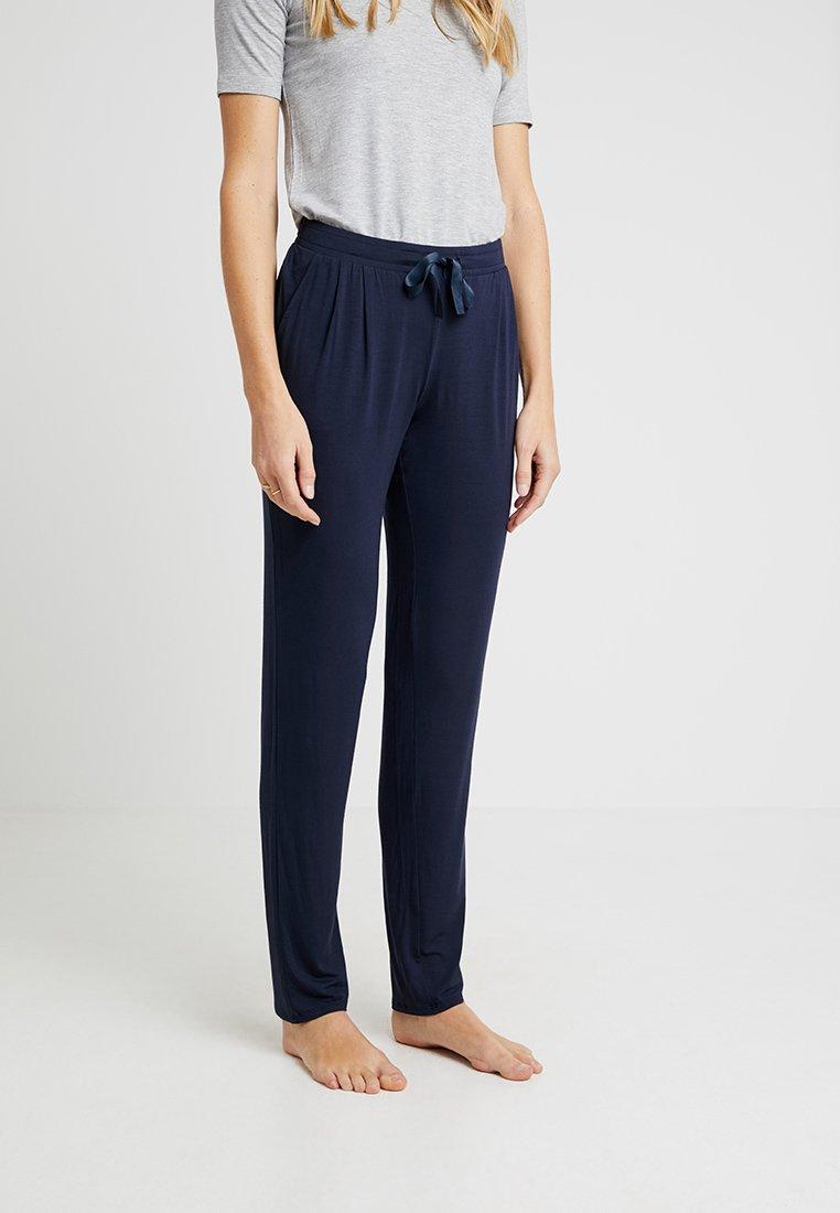 Schiesser - Pyjamabroek - nachtblau