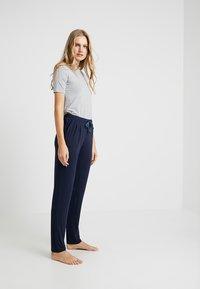 Schiesser - Pyjamasbukse - nachtblau - 1