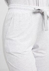 Schiesser - Pyjamasbukse - grau - 4