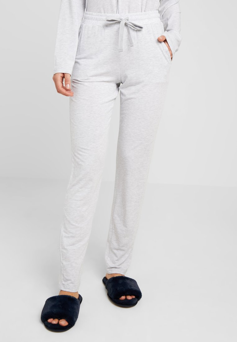Schiesser - Pyjamasbukse - grau