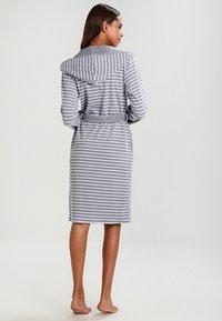 Schiesser - Dressing gown - hellgrau - 2