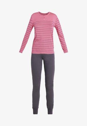BASIC SET - Pyjama set - himbeere