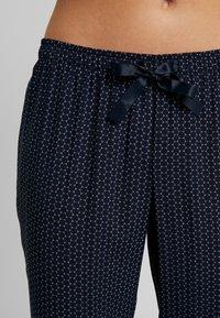 Schiesser - LANG - Pyjama - nachtblau - 6