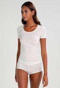 Schiesser - Camiseta interior - naturweiss - 0