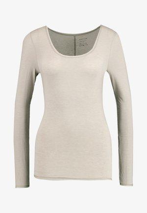 PERSONAL FIT LONGSLEEVE - Camiseta de pijama - braun